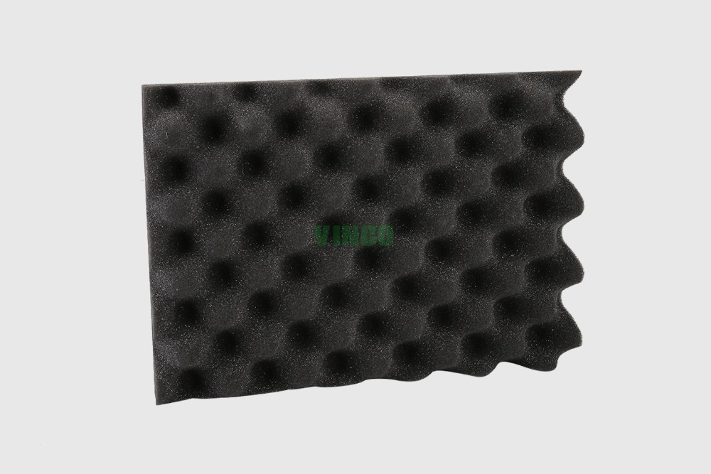 Eggshell Acoustic Wave Foam For Speaker Cabinet Inside