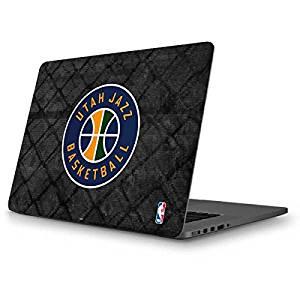 NBA Utah Jazz MacBook Pro 13 (2013-15 Retina Display) Skin - Utah Jazz Black Rust Vinyl Decal Skin For Your MacBook Pro 13 (2013-15 Retina Display)