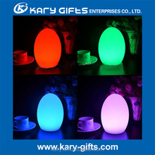 Decorative led color changing mood ball / iridescent ball led