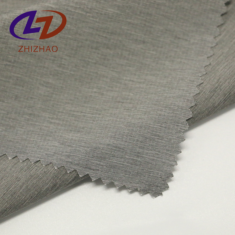 User-friendly elastic 100% polyester thin waterproof woven fabric for cloth