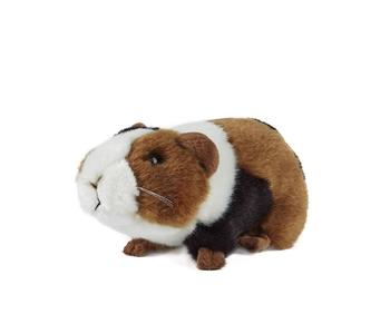 Customized Soft Fur Stuffed Animals Small Plush Guinea Pig
