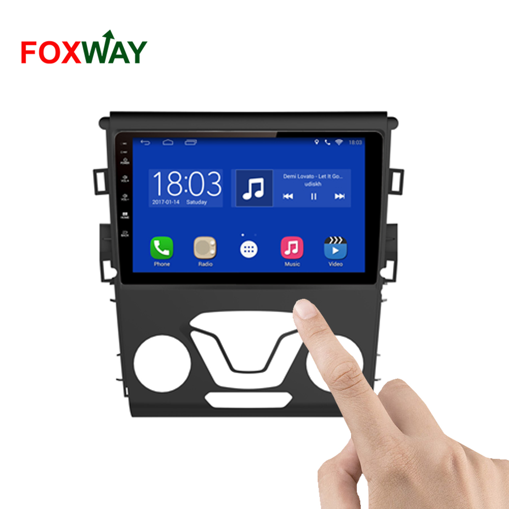 MON01 FOXWAY commercio all'ingrosso all in one sistema audio per auto per ford mondeo
