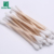 Free Sample  300pcs  wood stick ear clean cotton swabs