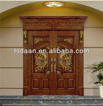 Double door designs for houses house and home design for Main double door design