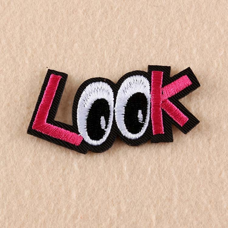 Embroidered Number Patches, Embroidered Number Patches Suppliers and  Manufacturers at Alibaba.com
