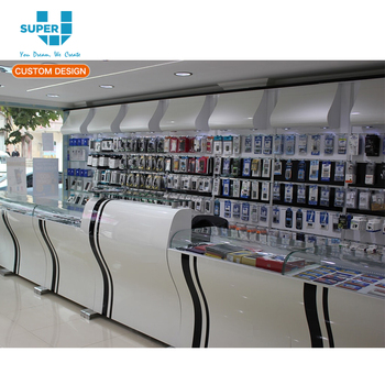 official photos 75134 8b37f Mobile Phone Accessory Counter Wholesale Cell Phone Accessories Store  Counter Display Stand Mobile Counter Design, View phone accessory counter,  Super ...