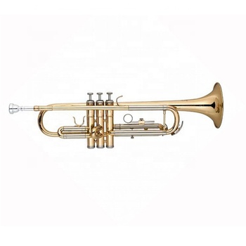 High Quality brass wind instrument Bb key cheap price Trumpet