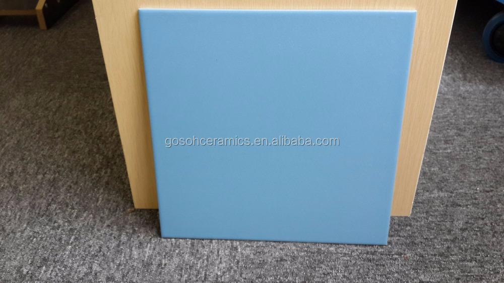Light Blue Ceramic Floor Tile 300mmx300mm Matt Finished Buy Light