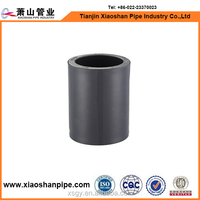 High pressure water supply plastic pipe fitting astm 4 inches pvc coupling