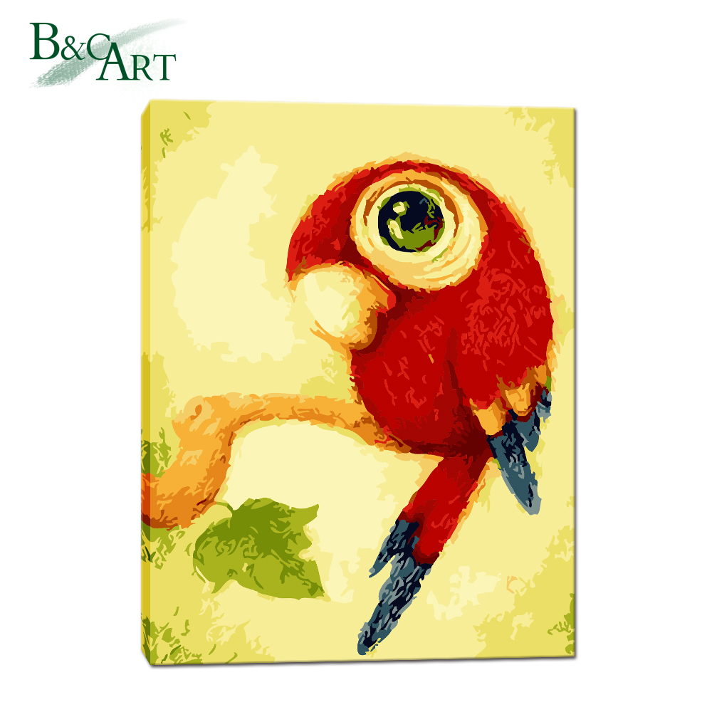 Parrot Animal Canvas Art, Parrot Animal Canvas Art Suppliers and ...