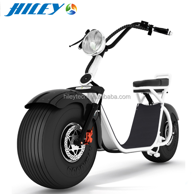 deux roues harley vespa lectrique pas cher scooter lectrique v lo 1500 w citycoco scooter. Black Bedroom Furniture Sets. Home Design Ideas