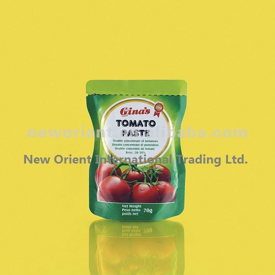 New Orient Product Tomato Product,bag in box packaging tomato paste