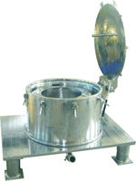 Emulsion cooling and lubricating oil Centrifuge