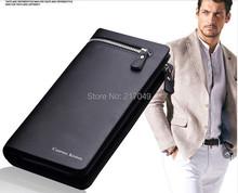 Pánska business peňaženka i s priestorom na mobil z Aliexpress