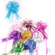 10Pcs Organza Pull String Bows Wrap Ribbon for Wedding Party