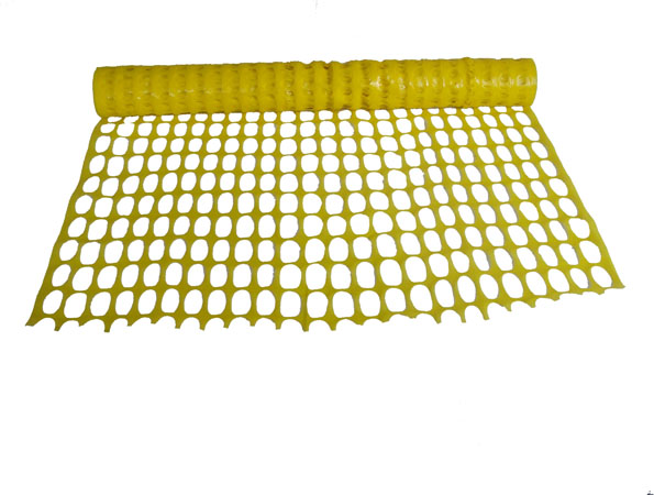 Virgin material hdpe mesh plastic fence