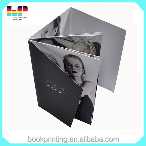 China Brochure/Business Card/Instructions Printing