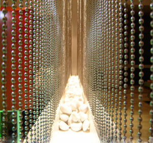 High quality decorative restaurant bead curtain room dividers