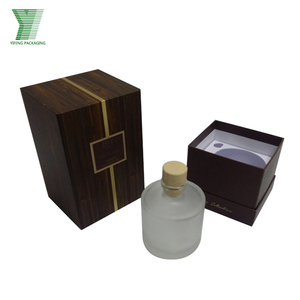 Cardboard Custom Printed Gift Packaging Essential Oil Box For Perfume