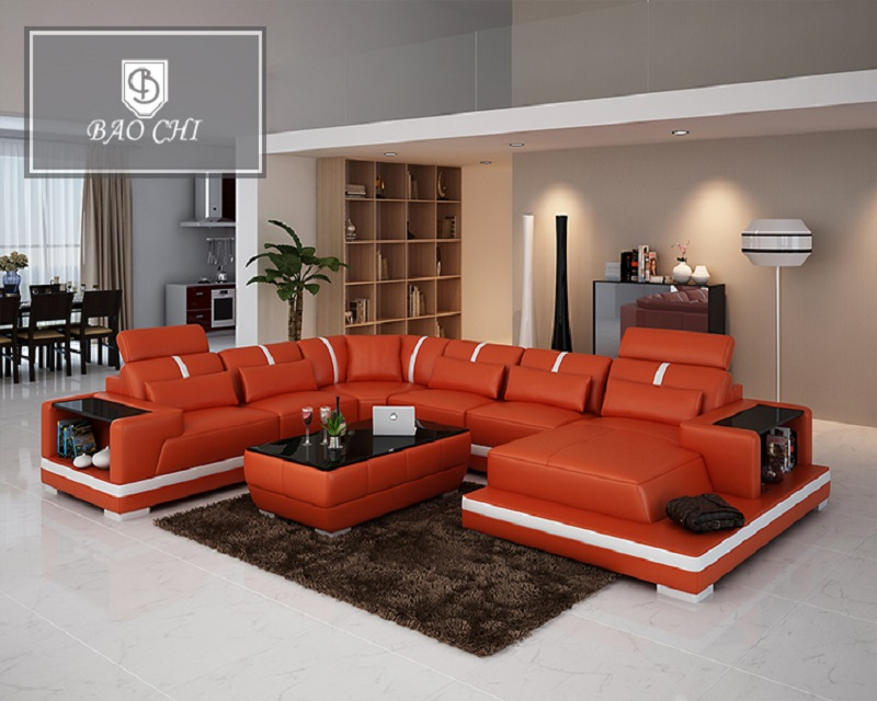 Latest Big U Shape Sofa Living Room Modern Corner Sofa Set Designs - Buy  Sofa Set Designs,Corner Sofa Set Designs,Modern Sofa Set Product on ...