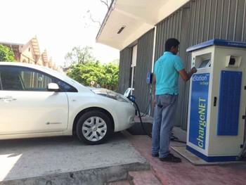 Tesla Bmwi3 Nissan Dc Fast Electric Vehicle Charging Station Ev Indoor Outdoor