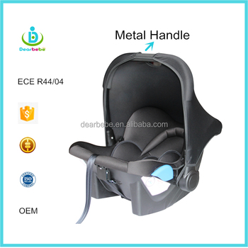 ECE R44 04 Ningbo Dearbebe Group 0 13kg Infant Carrier Free Baby Car