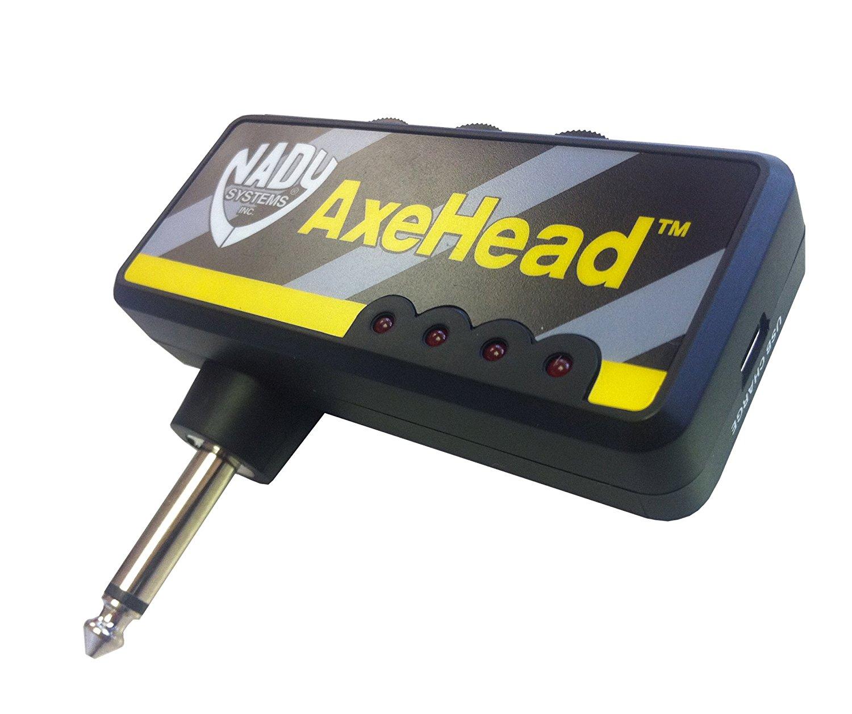 Nady AxeHead Miniature Headphone Guitar Amplifier
