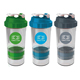 Design new wholesale bpa free plastic shaker bottle water bottle shaker protein shake blender