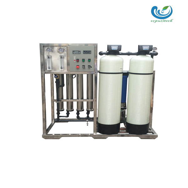 Industry ro waste drinking water treatment plant appliances with good price for sale