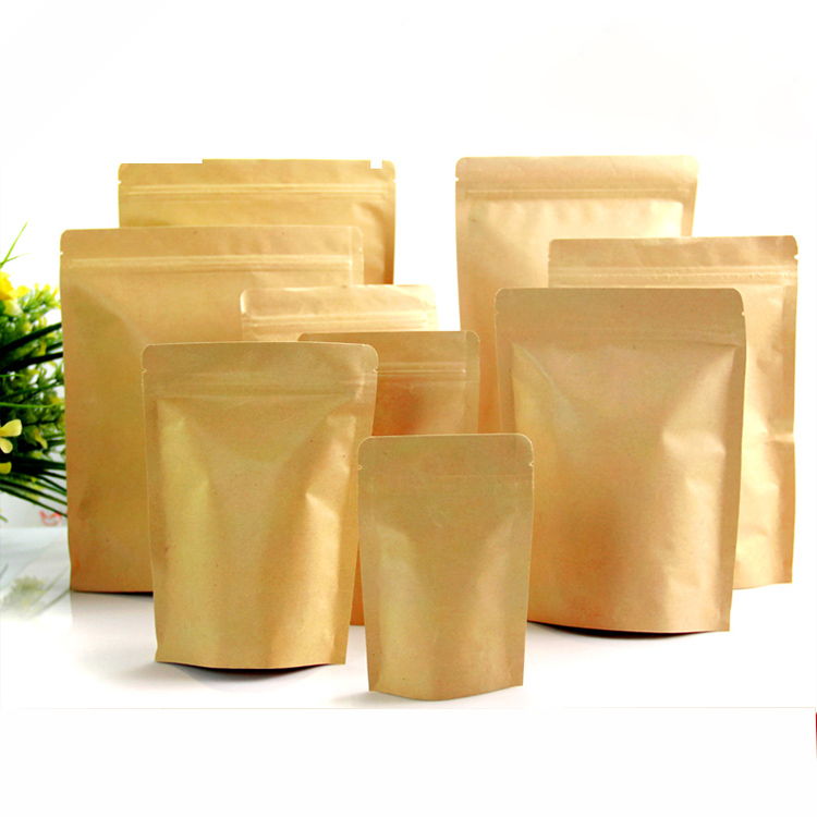 Promotion stock high grade cutlery Kraft paper pocket Kraft paper pocket for <strong>food</strong>