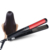 Flat Iron Titanium Plate Professional Hair Straightener Black Straightening Irons Auto Shut Off 1H