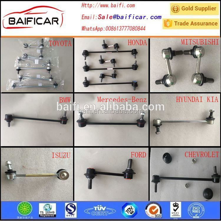 GM OEM Stabilizer Sway Bar-Front-Link 13219141