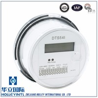 Maximum demand measurement and resetting 3 Phase 4 Wire Ac Meter
