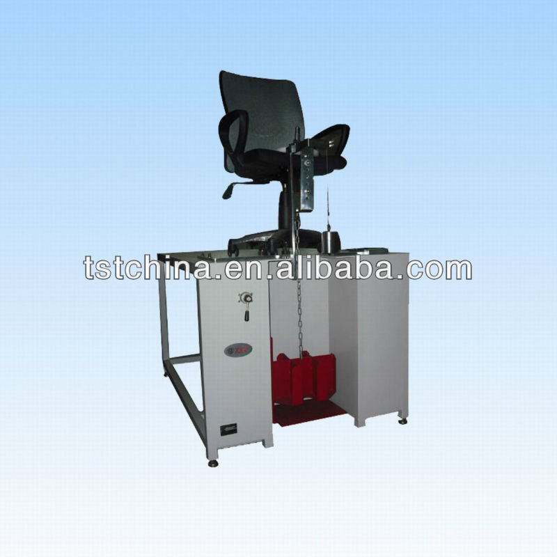 Office Chair seat stability testing machine
