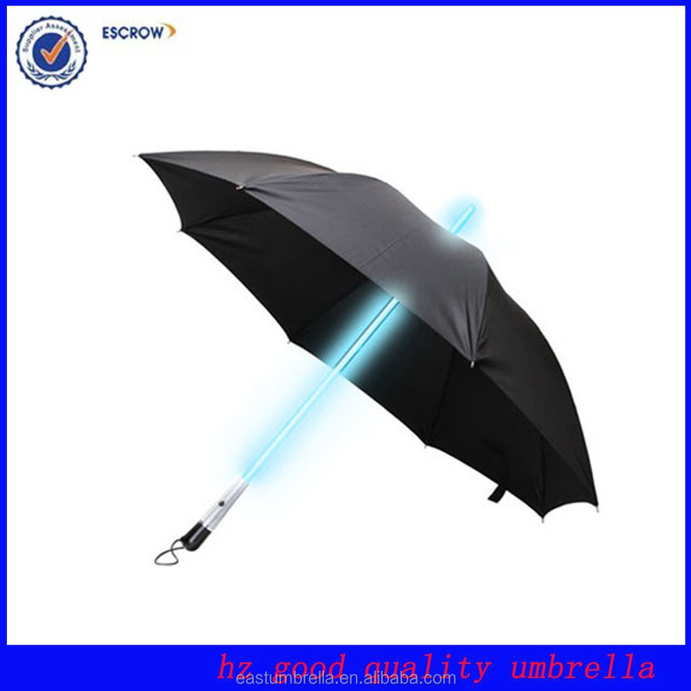 Cool Blade Runner Light LED Flash Umbrella Night Protection