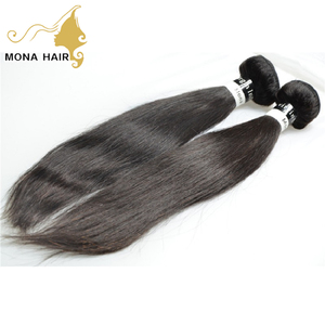 Wholesale cuticle aligned raw indian hair extensions double weft 100% human natural unprocessed virgin temple hair vendor