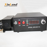 Hot new products industrial high power cutting TTL green laser module