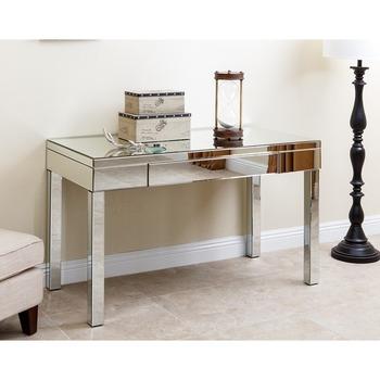 Simple Design Modern Mirror Console Table