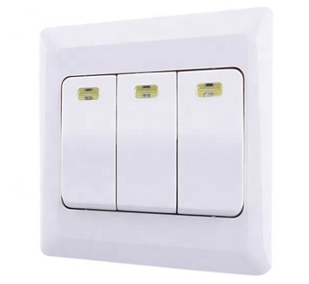 Wall Style Ce 3 Gang 1 Way Gas Timer Switch Product On Alibaba