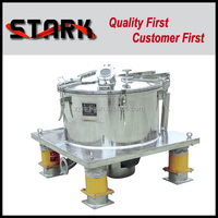 PDFseries solid liquid separation manually discharge drum balance centrifuge