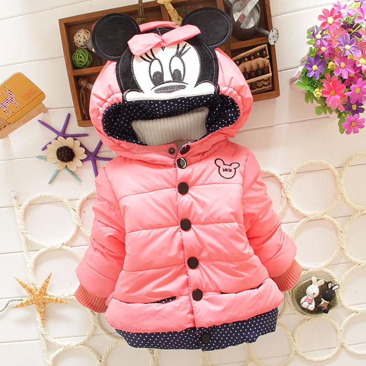 Дети в осень верхняя одежда девочки-младенцы зима пальто младенцы куртка младенцы зима snowsuit