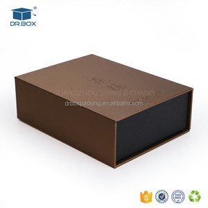 Apparel Packaging Decorative Storage Paper Cardboard Box For Clothes/Luxury Clothing Packaging Box