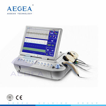 Rate measurement medical equipment ctg fetal heartbeat monitor
