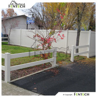 2014 Best Selling Made In China Fentech Widely Used White Cheap Used Fence Post for Sale
