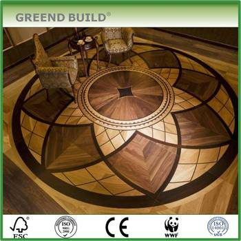 nice of inside medallions wood floor medallion the hardwood magic impressive wooden
