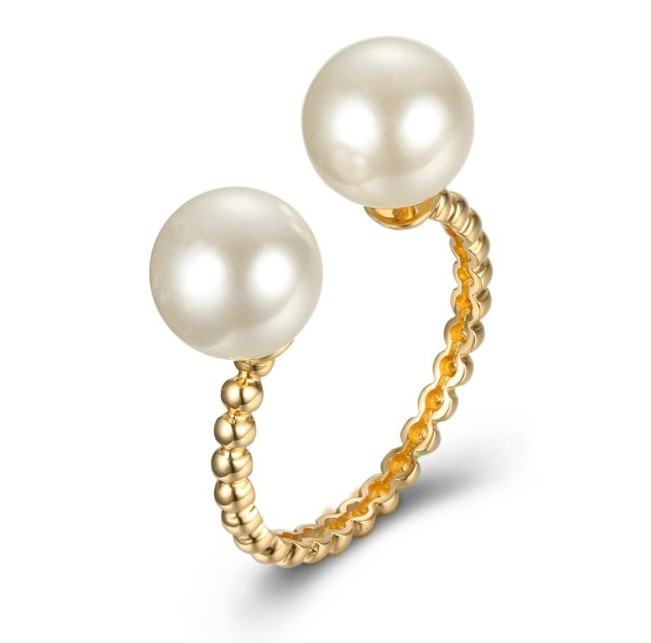 Pearl Gold Ring Designs, Pearl Gold Ring Designs Suppliers and ...