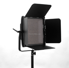 Tolifo battery powred professional video light led with DMX and wireless control