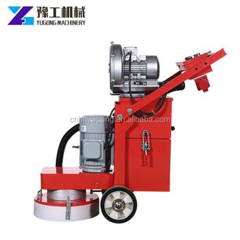 Yg Factory Supply Terrazzo Floor Grinding Machine On Sale Buy Terrazzo Floor Grinding Machine 3 Head Grinding Machine Big Area Epoxy Coating