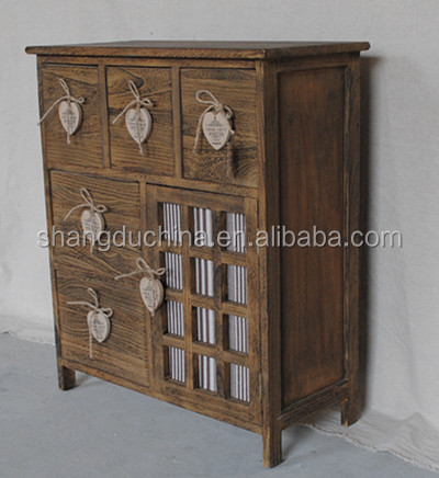 Small Wooden Cabinet Multi Drawer,Wooden Storage Cabinets - Buy ...