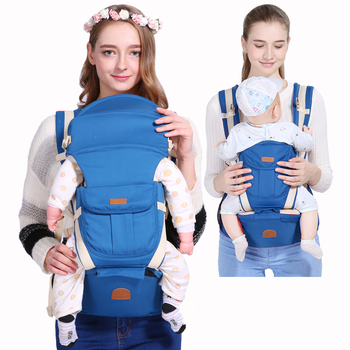 Oem Cute Breathable Cotton Private Label Hip Seat Wrap Baby Carrier With
